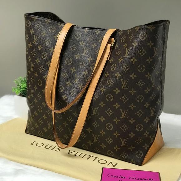 00237642097c Louis Vuitton Handbags - Louis Vuitton Cabas Alto Monogram